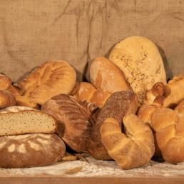 Pane del Panificio Montomoli