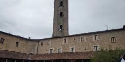 Evento Slow Food a Massa Marittima nel chiostro di Sant'Agostino