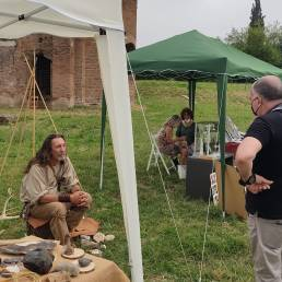 Archeofest 2021 Giugno stand Paleoes