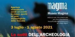 Drago Museo Magma 2021